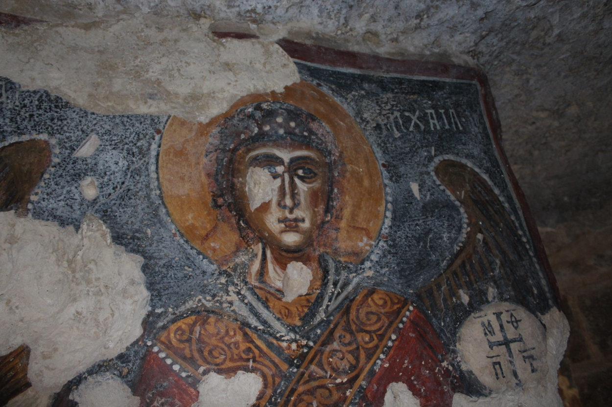 chiese rupestri mottola