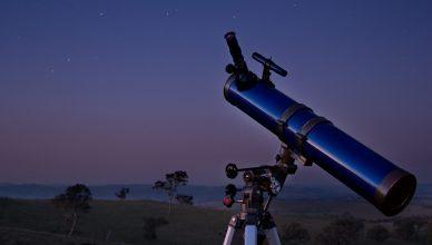 Serate a tema astronomico