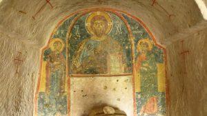 Chiesa rupestre di San Nicola