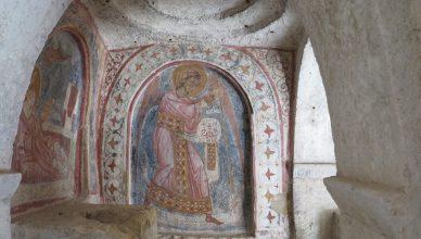 Chiesa rupestre di San Nicola Mottola