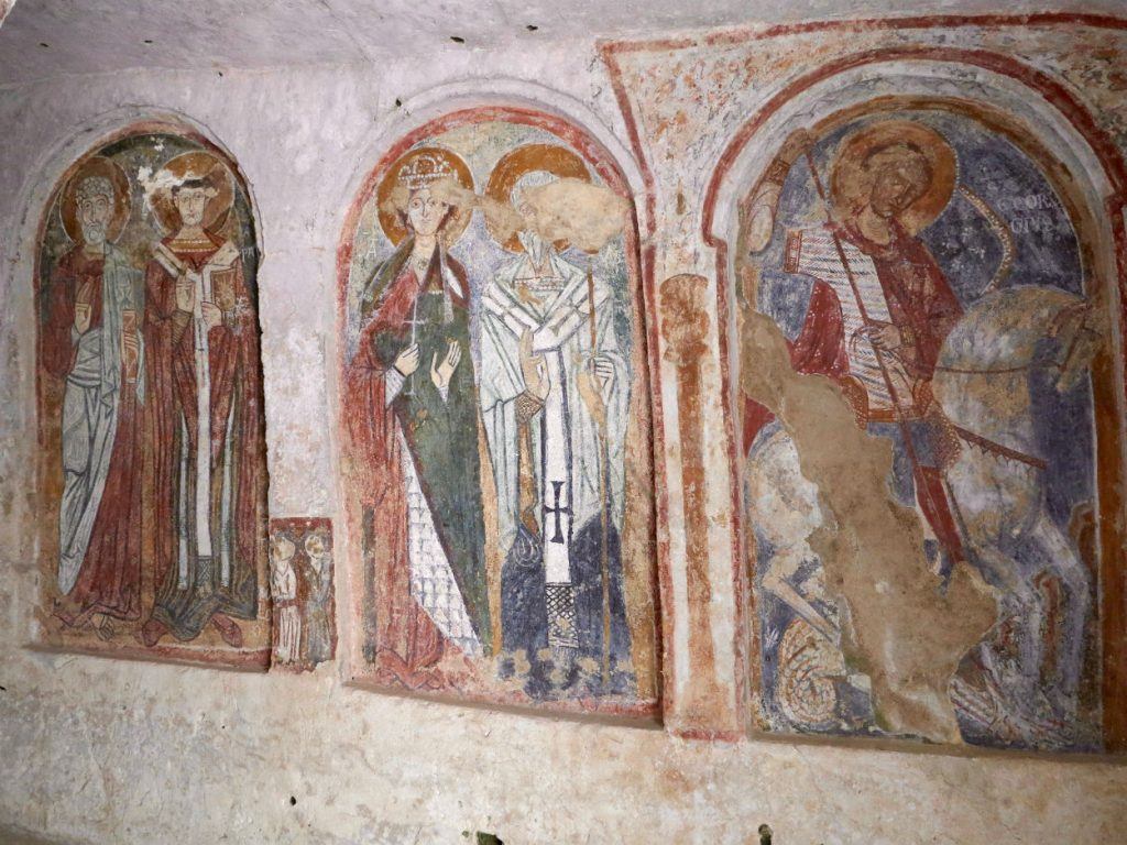 San Giuliano Chiesa rupestre San Nicola