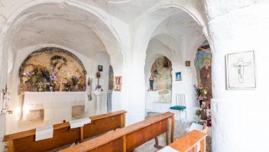 santuario madonna sette lampade